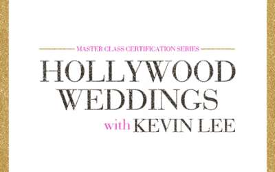 Hollywood Weddings with Kevin Lee