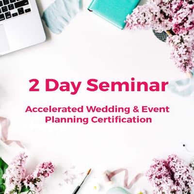 2 Day CWEP Certification Seminar - Santa Monica, CA   Wedding ...