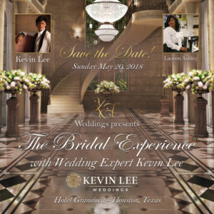 The Bridal Experience with Kevin Lee and Lauren Ashley