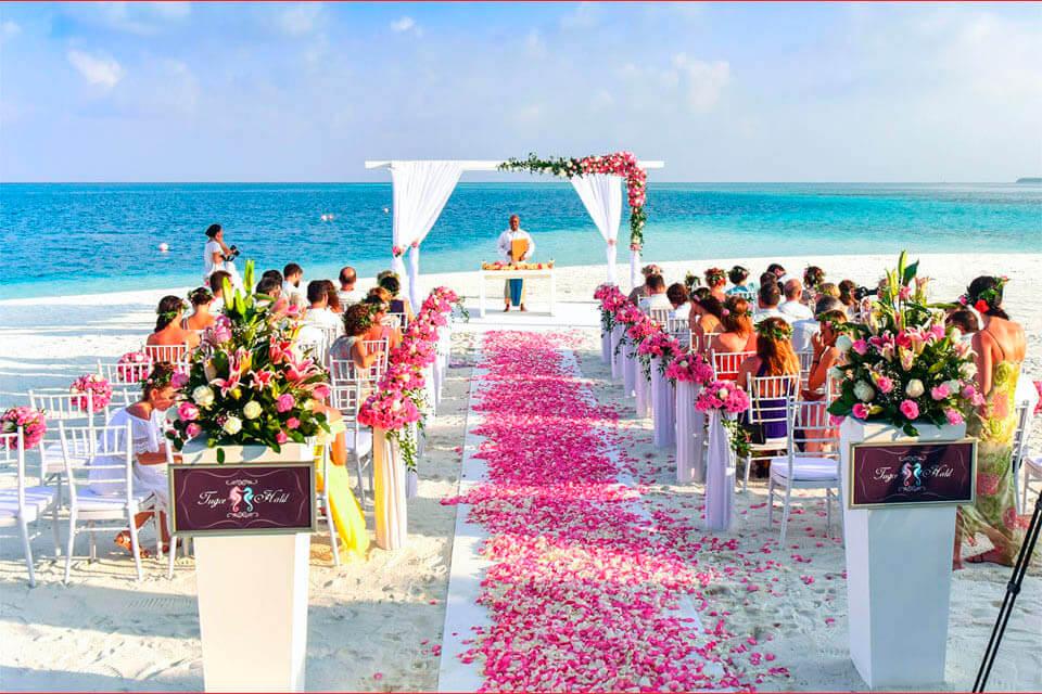 Cómo planear una boda con mínimo impacto ambiental