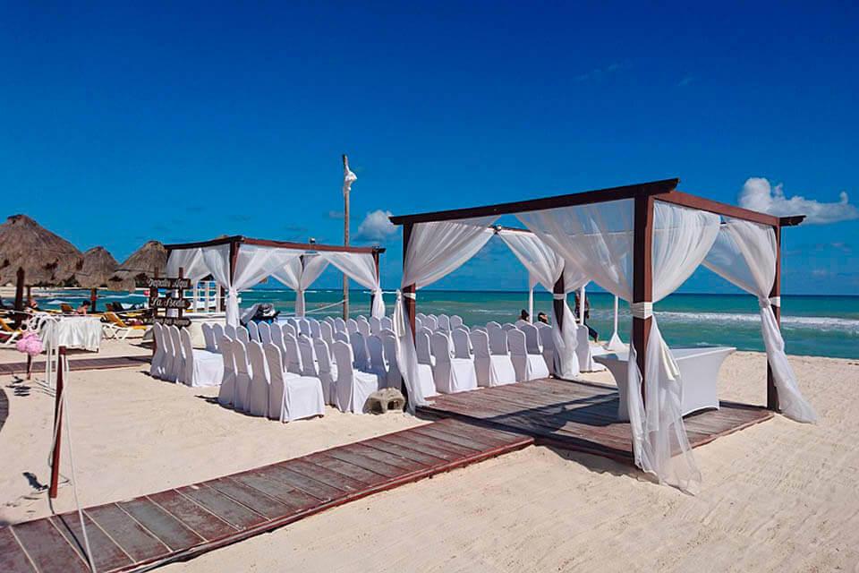 Los 10 mejores lugares para bodas en la playa