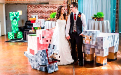 "MY BIG GEEK WEDDING: Planning For ""Nerdy"" Couples"