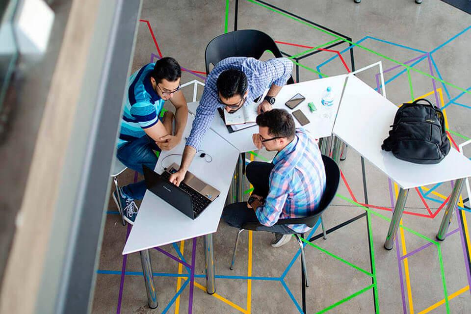 Una nueva forma de hacer networking