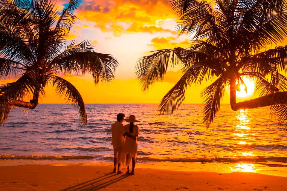 Los 10 mejores destinos exóticos para bodas