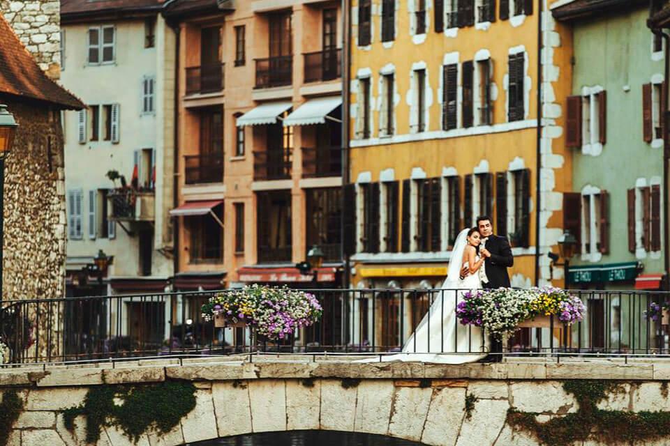 10 Urban Wedding Destinations Around the World